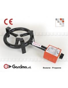 Burner Gas Paella D20 Garcima G05-20201 GARCIMA® LaIdeal Gas Burners Paella Garcima