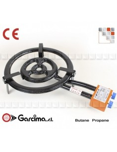Burner Paella L50 +gas-Garcima G05-76250 GARCIMA® LaIdeal Gas Burners Paella Garcima