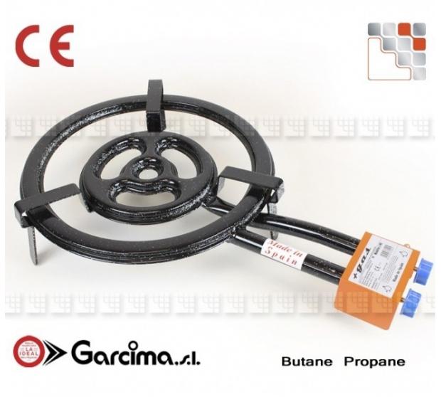 Garcima Paella L50 + gas burner G05-76050 GARCIMA® LaIdeal Gas Burners Paella Garcima