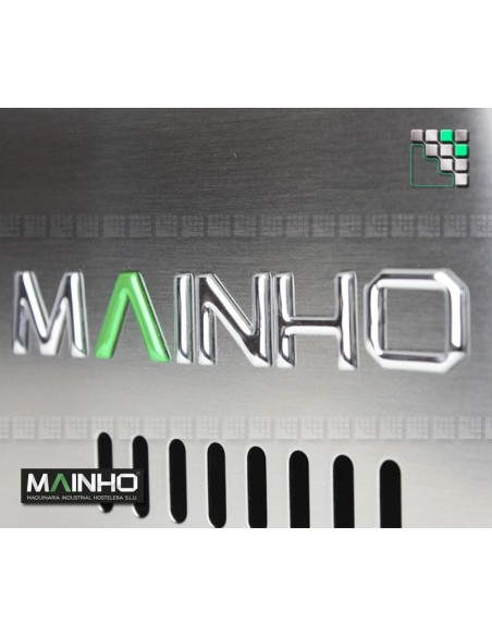 Plancha ECO-75CD UNI Mainho M04-ECO75CDUNI MAINHO® Plancha ECO Mainho Chrome & Blued Steel
