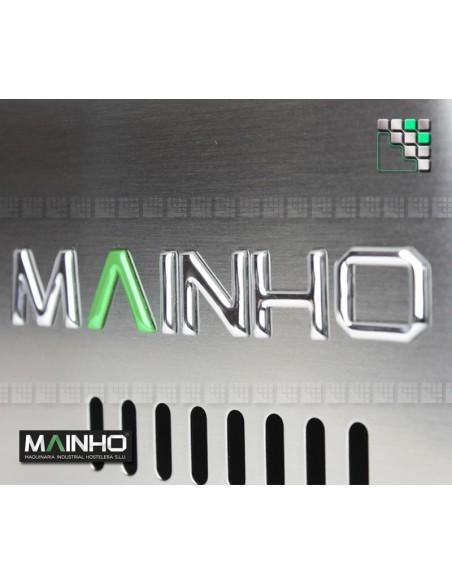 Plancha ECO-90CD UNI Mainho M04-ECO90CDUNI MAINHO® Plancha ECO Mainho Chrome & Blued Steel