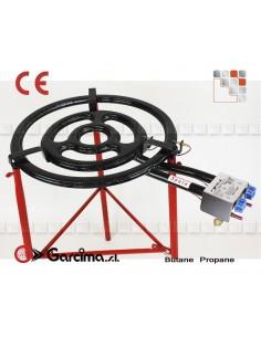 Burner Paella L50 Pro CTE Garcima G05-76350 GARCIMA® LaIdeal Gas Burners Paella Garcima