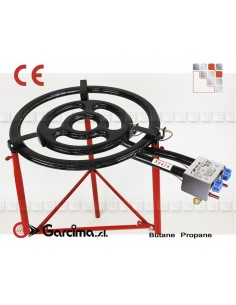 Garcima L50 Pro CTE Paella Burner G05-76350 GARCIMA® LaIdeal Gas Burners Paella Garcima