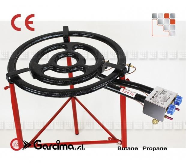 Bruleur Paella L50 Pro CTE Garcima G05-76350 GARCIMA® LaIdeal Bruleurs Gaz Paella Garcima