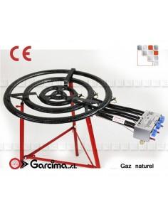 Burner Paella L60 Pro CTE Garcima G05-76360 GARCIMA® LaIdeal Gas Burners Paella Garcima