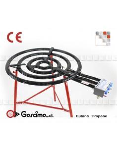 Garcima L70 Pro CTE Paella Burner G05-76370 GARCIMA® LaIdeal Gas Burners Paella Garcima