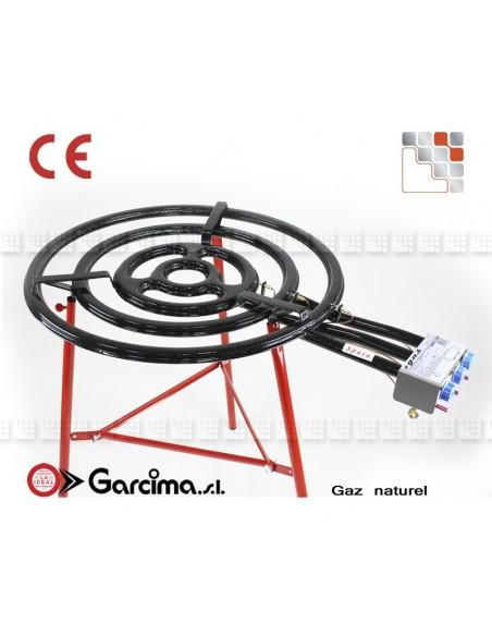 Burner Paella L70 Pro CTE Garcima G05-76370 GARCIMA® LaIdeal Gas Burners Paella Garcima
