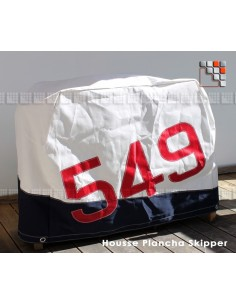 Housse Chariot Plancha Skipper A17-629 A la Plancha® Housses & Protections