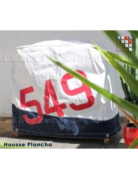 Housse Chariot Plancha Skipper 110AH629 A la Plancha® Housses & Protections