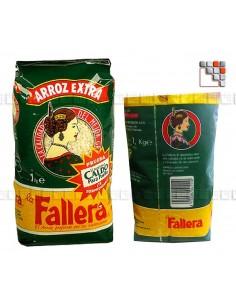 Riz La Fallera Special Paella ZR1-F01 A la Plancha® Spécialités du Terroir