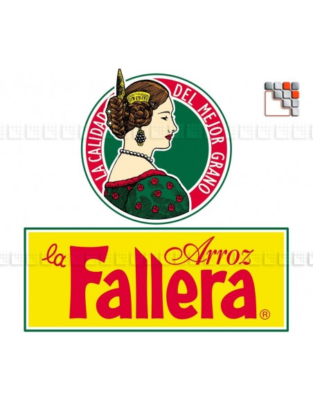 Rice In The Fallas Special Paella ZR1-F01 A la Plancha® Spices and Terroir Specialities