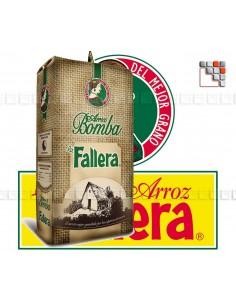 Riz La Fallera Bomba Extra ZR1-F02 A la Plancha® Spécialités du Terroir