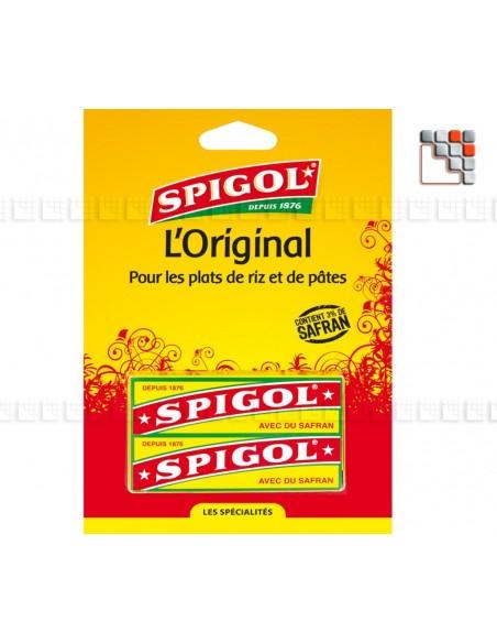 Blister Spigol Safran et Epices 804ALAF04  Spécialités du Terroir