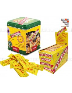 Blister Spigol Saffron and Spices ZS2-F04 A la Plancha® Spices and Terroir Specialities