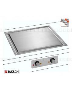 TeppanYaki C3000 Classic Line Jaksch F14-C3000 Jaksch® TeppanYaki 鉄板焼き
