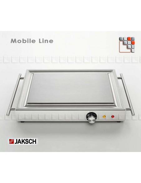 TeppanYaki M2000 Mobile Line Jaksch 108M9053 Jaksch® TeppanYaki Jaksch
