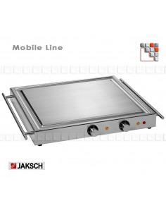 TeppanYaki M3000 Mobile Line JAKSCH F14-M3000 Jaksch® TeppanYaki 鉄板焼き