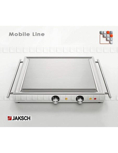 TeppanYaki M3000 Mobile Line JAKSCH 108M9056 Jaksch® TeppanYaki Jaksch