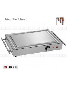 TeppanYaki M2000 Mobile Line Jaksch F14-M2000 Jaksch® TeppanYaki 鉄板焼き