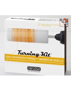 Turning Kit 100Chef Z28-300 TEXTURAS Albert y Ferran Adria FLAVORS
