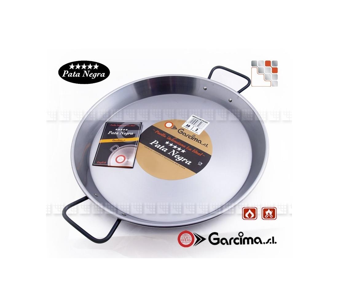 plat paella d38 patanegra induction garcima