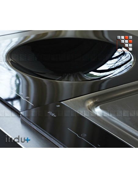 TomBoy Duo Walnut 304ID130030001 INDU+® nv/sa Cuisine d'été INDU+