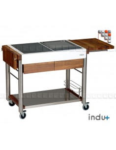 ServeBoy Trolley Duo 304ID130020001 INDU+® nv/sa Cuisine d'été INDU+
