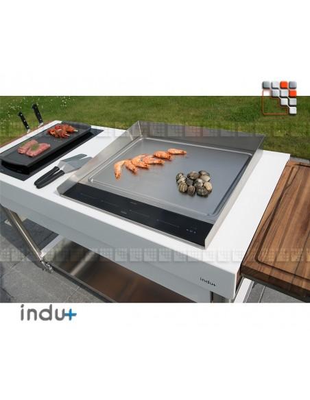 ServeBoy Trolley Ultimo Unico I24-130020008 INDU+® nv/sa Cuisine d'été INDU+