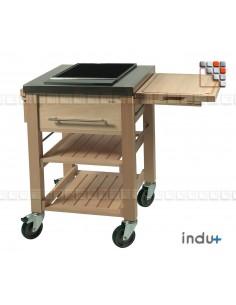 BeechBoy Solo Trolley I24-130010302 INDU+® nv/sa Summer kitchen INDU+