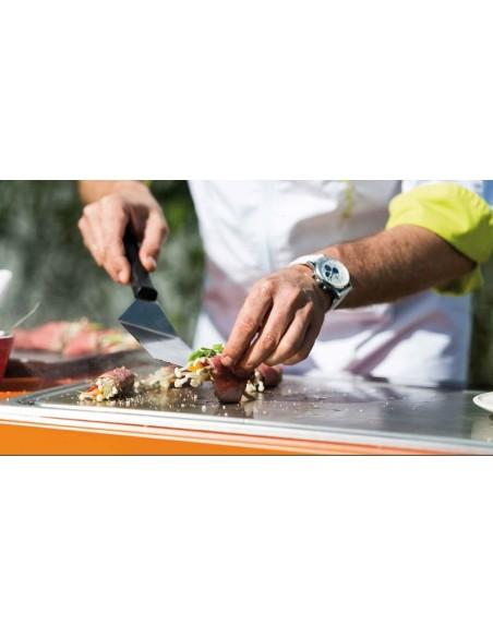 Teppanyaki 380 by Indu+ I24-00IDP38TY INDU+® nv/sa Cuisine d'été INDU+