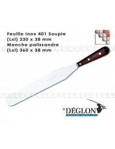 Spatule Droite Palissandre DEGLON D15-350 DEGLON® Ustensiles de Cuisine