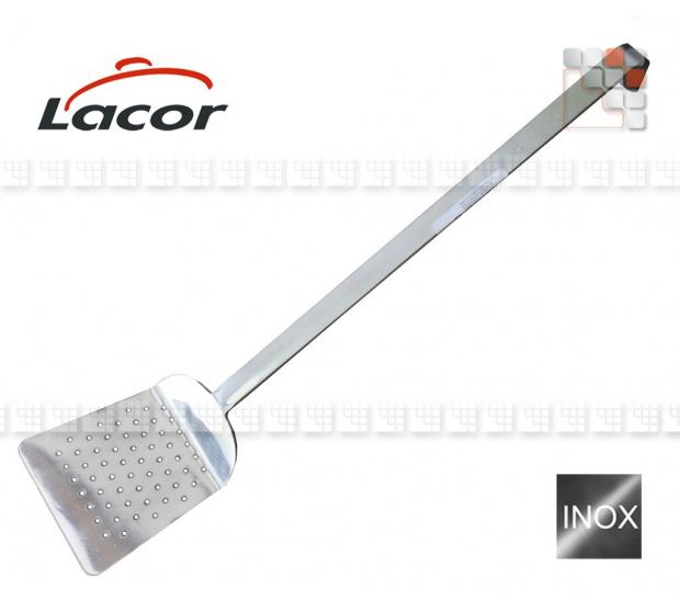 Pelle Inox Ajouree L 50 cm Lacor