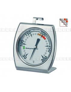 Thermometer Oven has to ask Lacor L10-62454 LACOR® Barbecues Oven Accessories