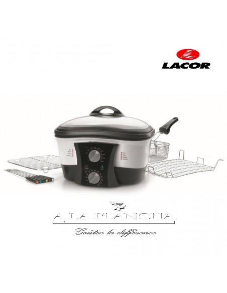 Deep fryer multi-function 5Lts 402LR69129 Lacor® Cooking