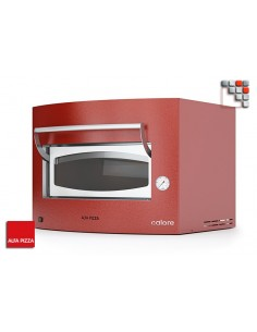 Oven Pizza CALORE Wood Alfa Pizza 402FORCAL-PE ALFA PIZZA® Four Gastro Panini Pizza