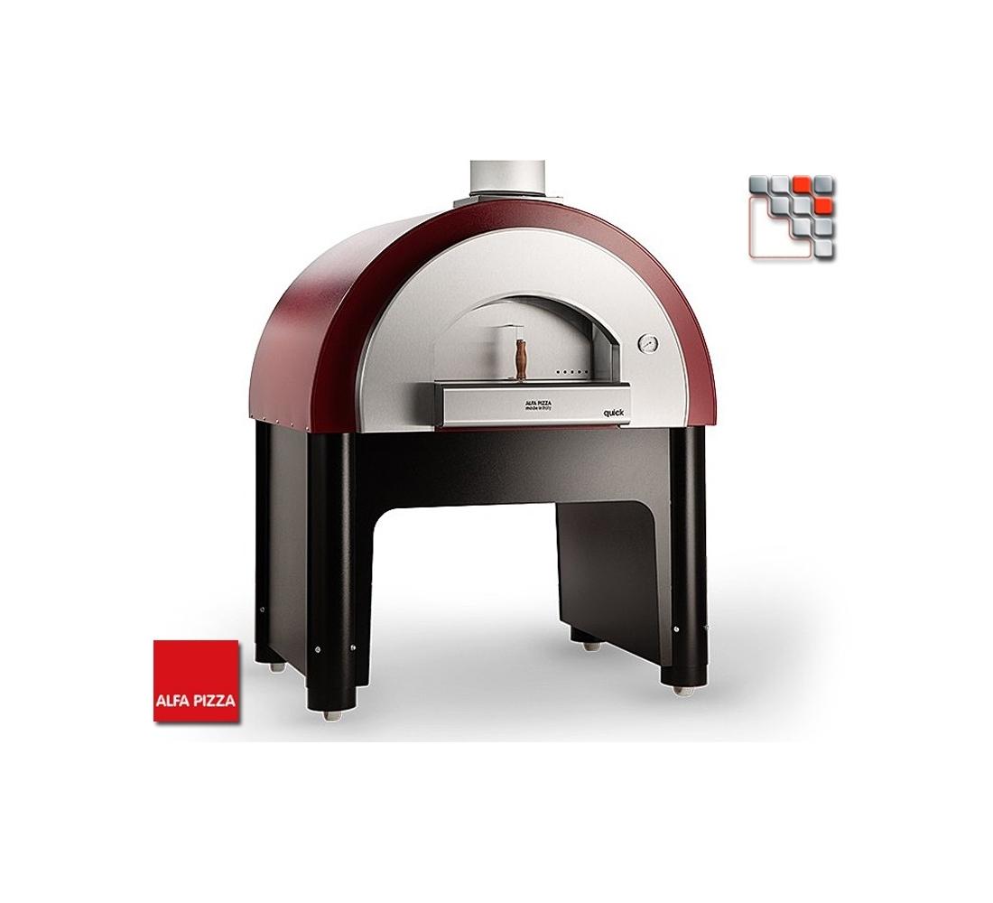 Fourà pizza Quick Pro Bois ALFA PIZZA # Pro Bois Forissier