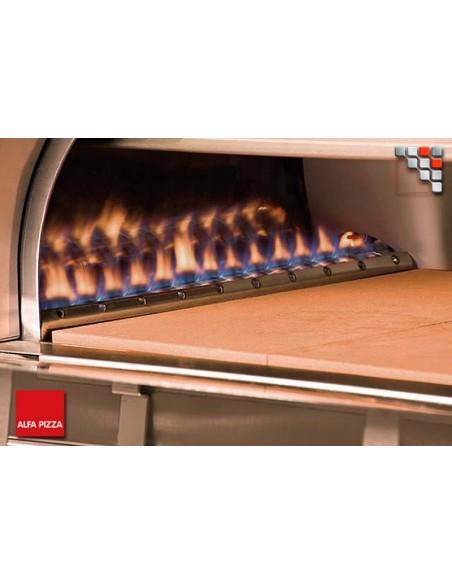 Oven QUICK PRO Gaz 7 Alfa Forni A32-QUICKPIZ-GAZ ALFA FORNI® Mobil Oven ALFA FORNI