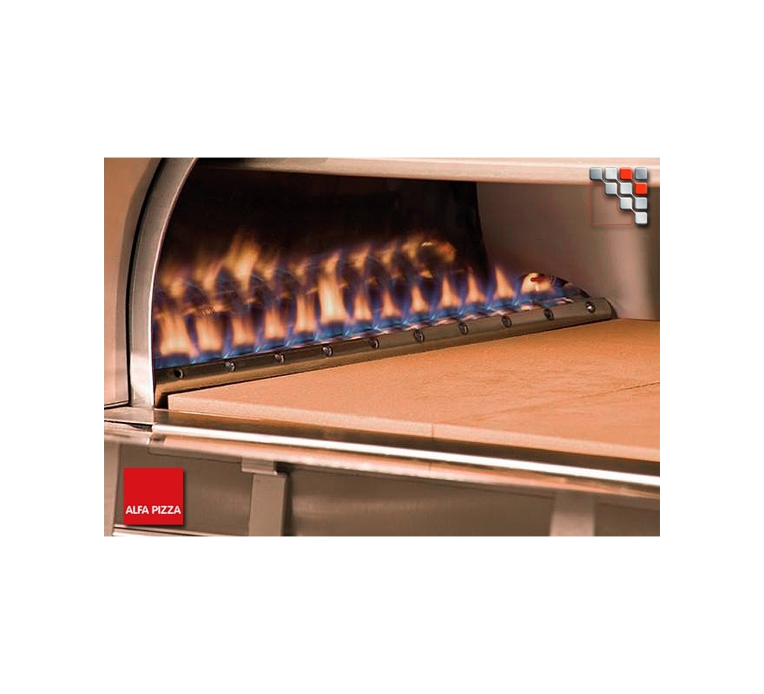 how to clean a gas oven quickly