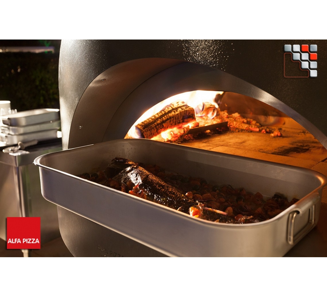 wood burning pizza oven opera 8 pizza alfa pizza. Black Bedroom Furniture Sets. Home Design Ideas