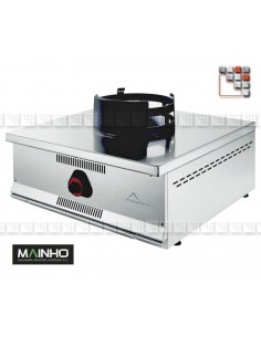Wok ECO Mainho M04-WECO MAINHO® Fryers Wok Steam-Oven