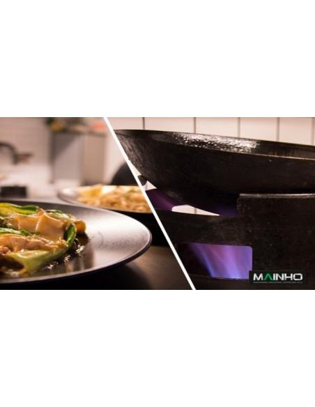 Wok W-400 Mainho M04-W400 MAINHO® Fryers Wok Steam-Oven
