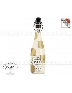 Cocktail Lolea Brut N°3 L33-LL3 COLMADO CASA LOLA S.L. Vins Cocktails et Boissons