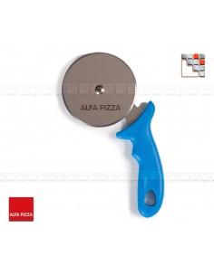 Roulette has Pate Alfa Pizza 502ROUPIZ ALFA PIZZA® Ustensiles Spécial Pizza