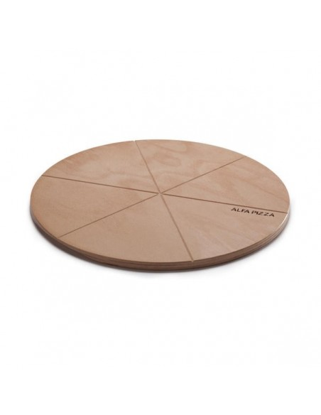 Plateau a Decouper Hetre Alfa Forni A32-PLDPIZ ALFA PIZZA Accessoires Ustensiles Special Pizza