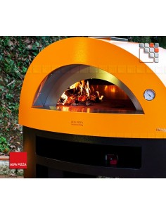 Oven pizza ALLEGRO Yellow Alfa Pizza 402FORALLE-G ALFA PIZZA® Four Gastro Panini Pizza