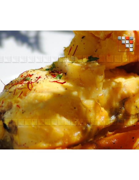 Saffron from la Mancha Box 2gr ZS1-F03 A la Plancha® Spices and Terroir Specialities