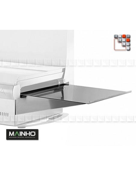 Tablette de Plancha serie ECO MAINHO M04-EST3 MAINHO SAV - Accessoires Pièces détachées MAINHO