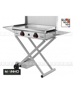 Plancha tablet ECO MAINHO series M04-EST3 MAINHO SAV - Accessoires MAINHO Spares Parts Gas