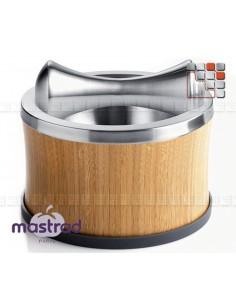 Mortier Pilon et Rapes Inox MASTRAD M12-F28001 Mastrad® Ustensiles de Cuisine