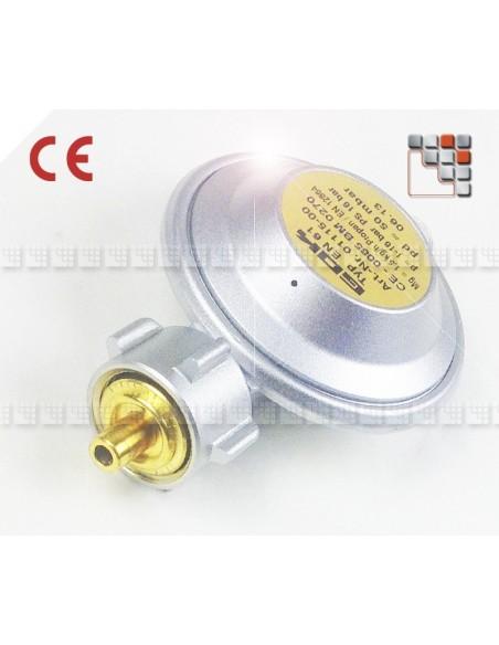 Detendeur Gaz Propane Allemagne / Autriche 50mbar 1.5 kg/h 602AG25006 Clesse industries¨ Accessoires Gaz